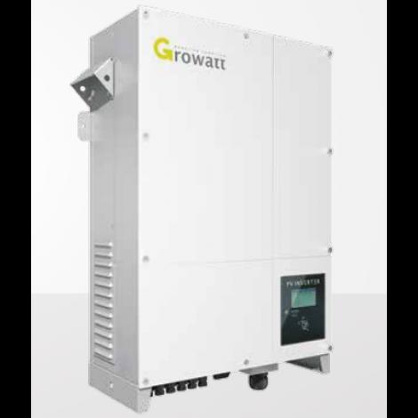 Schema Elettrico Impianto Fotovoltaico Trifase : Inverter fotovoltaico rete growatt trifase gw ue