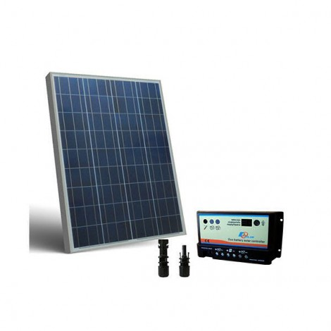 kit Fotovoltaico Camper Roulotte