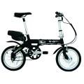 Bici Elettrica eBike nera