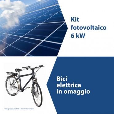 kit fotovoltaico tetto lastrico solare terrazza