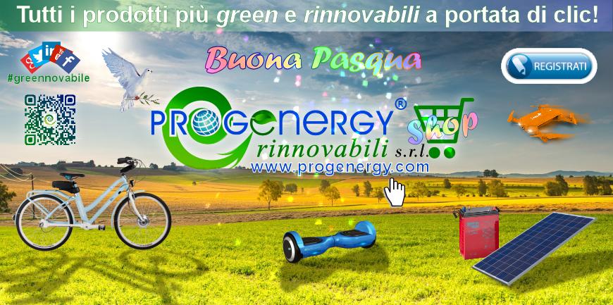 Progenergy, è-mobilità per tutti!